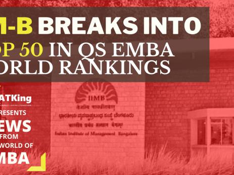 IIM Bangalore breaks into Top 50