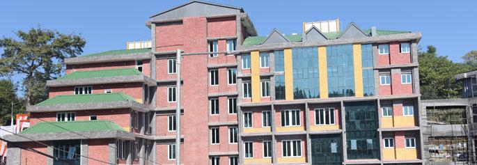 Himachal Pradesh Technical University