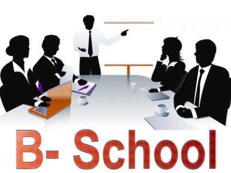 B schools in India